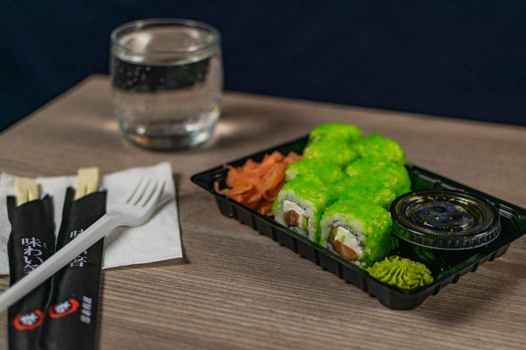 Geriausi Sushi Kaune